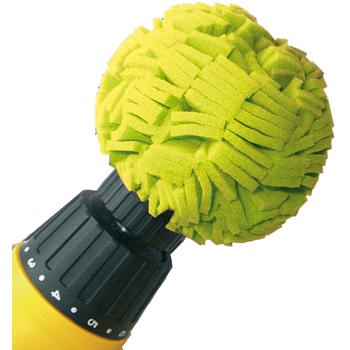 MTS Polierball gelb ø 12,7 cm