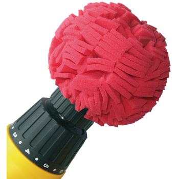 MTS Polierball rot ø 12.7 cm