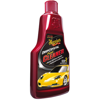 Meguiar's Deep Crystal Lack Reiniger - Step 1, 473 ml