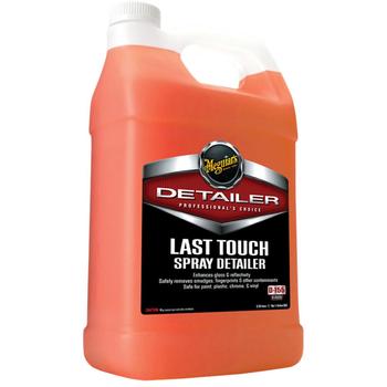 Meguiar's Last Touch Spray Detailer, 3.78 Liter