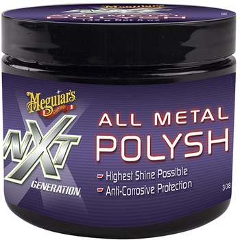 Meguiar's NXT Metallpolitur,148 ml