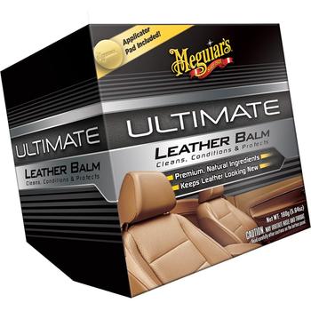 Meguiar's Ultimate Leather Balm, 160 g