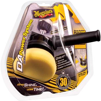 Das DA Power System ist ein Polieraufsatz für handelsübliche Bohrmaschinen. Schnell und bequem lassen sich so Kratzer, Ablagerungen und matte Stellen wegpolieren. Geeigned für Polieranfänger. Einfach in der Anwendung.