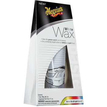 Meguiar's White Wax, 198g