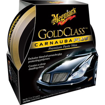 Meguiar's Gold Class Carnauba Plus, 311g