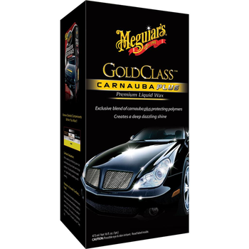 Meguiar's Gold Class Carnauba Plus, 473 ml