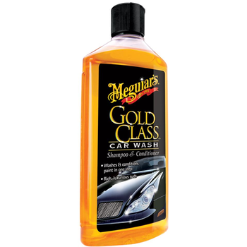 Meguiar's Gold Class Car Wash Shampoo & Conditioner, 473 ml