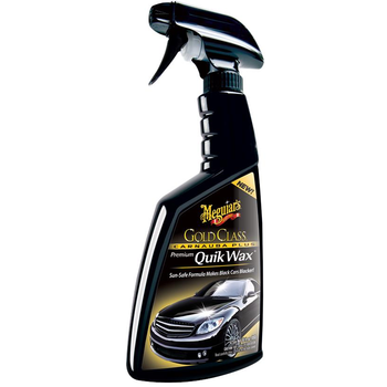 Meguiar's Gold Class Quick Wax Carnauba+, 473 ml