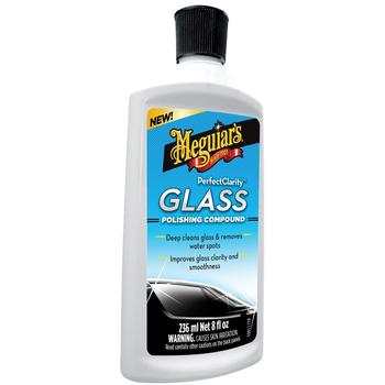 Meguiar's Glas Reinigungspolitur, 236 ml