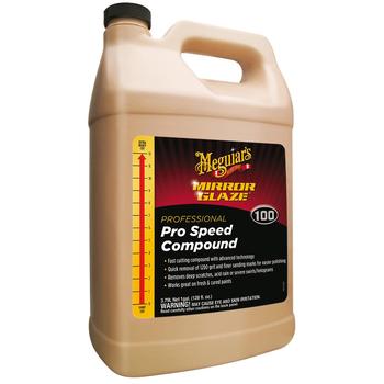 Meguiar's Pro Speed Compound, 3.78 Liter