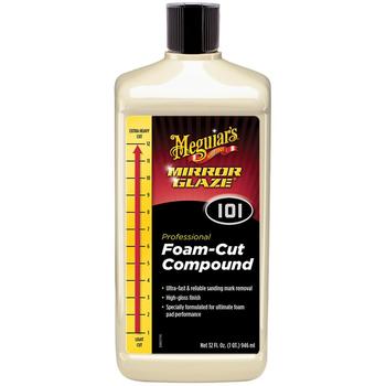 Meguiar's Foam Pad Compound, 945 ml