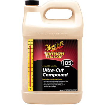 Meguiar's Ultra-Cut Compound, 3.78 Liter