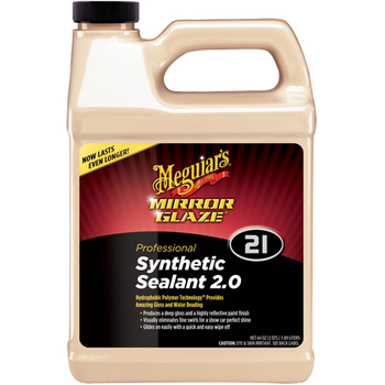 Meguiar's Synthetic Sealant Lackversiegelung, 1.89 Liter