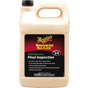 Meguiar's Final Inspection, Silikonfrei, 3.78 Liter