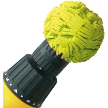 MTS Polierball gelb, ø 6.98 cm
