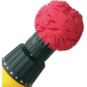 MTS Polierball rot,  ø 6.98 cm
