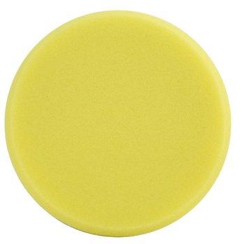 Meguiar's Exzenter Polierschwamm, Mittel, ø 150 mm, gelb