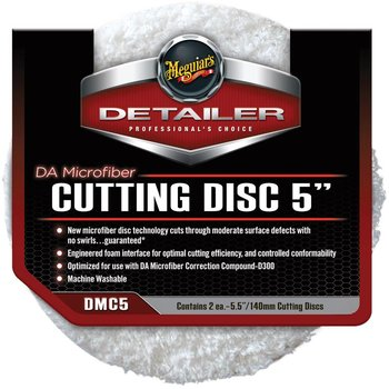 Meguiar's Mikrofaserpad Cutting Disc ø 125 mm / Pack à 2 Stk.