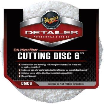 Meguiar's Mikrofaserpad Cutting Disc ø 150 mm / Pack à 2 Stk.