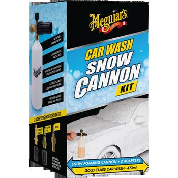 Meguiar's Car Wash Snow Cannon Kit