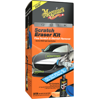 Meguiar's Quick Scratch Eraser Kit