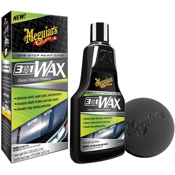Meguiar's 3 in 1 Wax, 473 ml