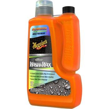 Meguiar's Hybrid Ceramic Wash & Wax, 1410 ml + 236 ml
