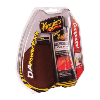 Meguiar's DA Power Pack Compound