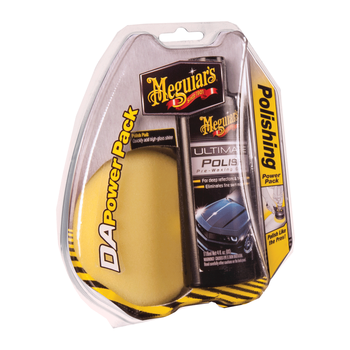 Meguiar's DA Power Pack Polish