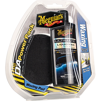 Meguiar's DA Power Pack Wax