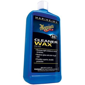 Meguiar's Marine Cleaner Wax, 945 ml