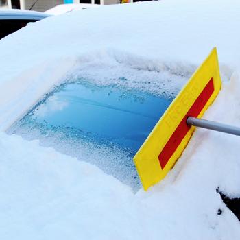 MTS Snowblade, Schneeschaber komplett mit Teleskopstiel