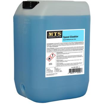 MTS Speed Glasklar, 25 Liter