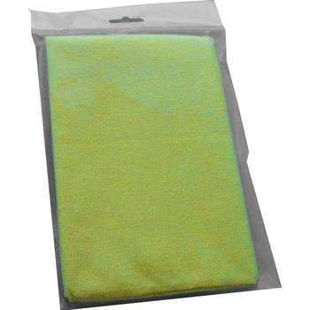 MTS Mikrofasertuch XL, Gelb, 50 x 60 cm