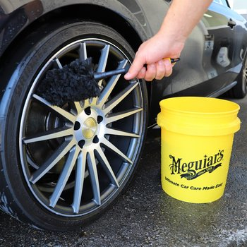 Meguiar's Supreme Wheel Brush-Medium