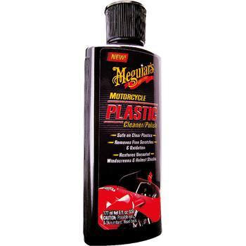 Meguiar's MC Plastic Cleaner & Polish, 177 ml