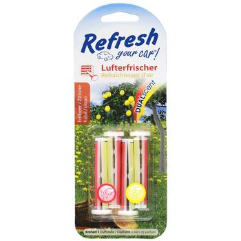 Refresh Vent Stick - Erdbeer/Zitrone