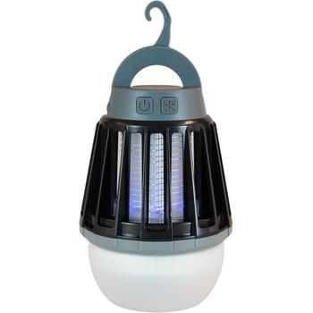 Rubytec BUZZ! Schwarz USB- & Anti-Insekten Leuchte