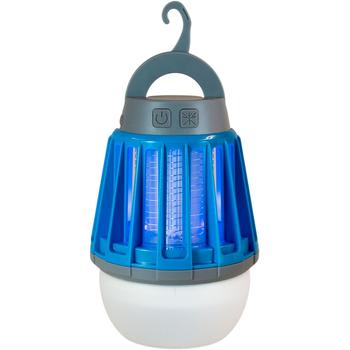Rubytec BUZZ! Blau USB- & Anti-Insekten Leuchte