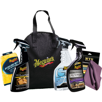 Meguiar's Interior Pflege Kit