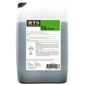 MTS Super Energy Cleaner, 25 Liter
