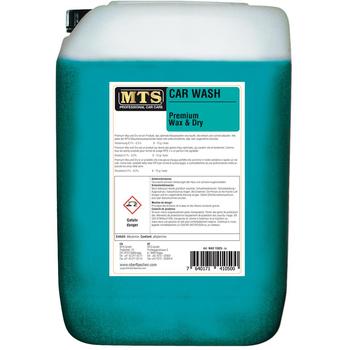 MTS Premium Wax and Dry, à 25 Liter