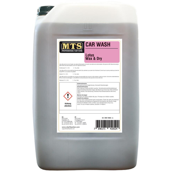 MTS Lotus Wax & Dry, 25 Liter