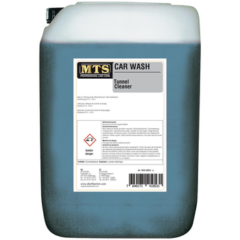 MTS Tunnel Cleaner, 25 Liter