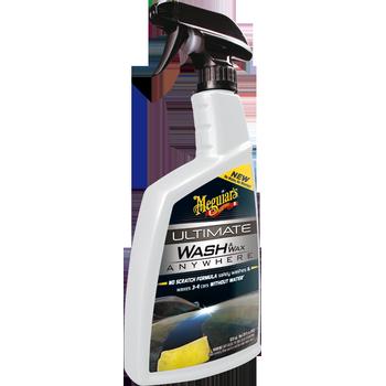 Waschen ohne Wasser